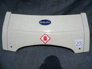 Bailey 2005 + Gas Locker Lid (GLL205)